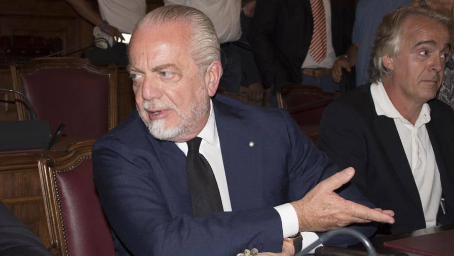 1533395732 Napoli De Laurentiis furioso col Comune Il San