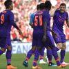 1533448299 Sky Liverpool Napoli 5 0 dominio Reds in gol anche Salah contro Ancelotti