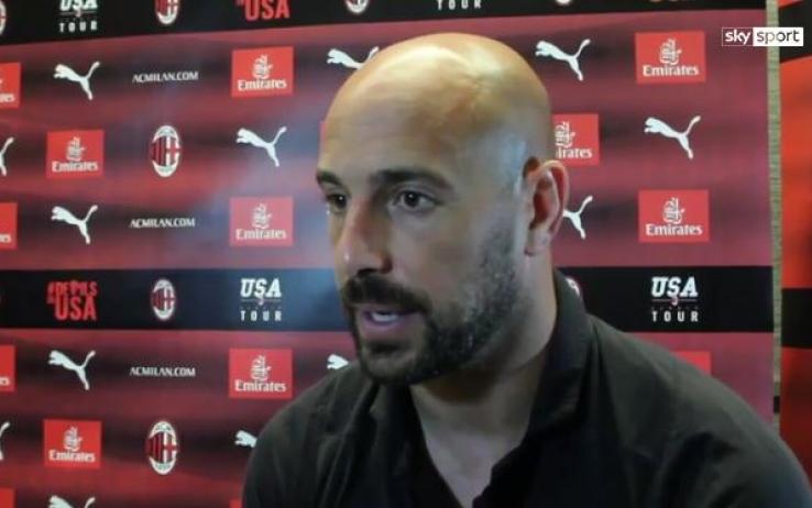 1533468182 Sky Milan Reina Scudetto non realistico obiettivo Champions. Donnarumma Stima per lui ma decide Gattuso