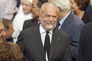 De Laurentiis rilancia: pronto il progetto per il nuovo stadio del Napoli
