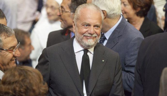 De Laurentiis rilancia pronto il progetto per il nuovo stadio del Napoli Serie A