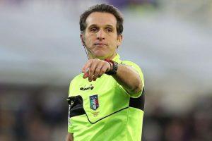 Lazio Napoli arbitra Banti scopri assistenti e Var Serie A