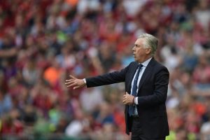 Napoli, Ancelotti: 'Mercato? De Laurentiis ha mantenuto le promesse'