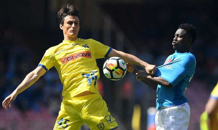 Napoli: Inglese contatti con la Sampdoria