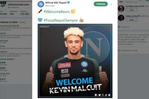 Napoli, Malcuit: 'Non vedo l'ora di respirare la magica atmosfera del San Paolo'