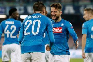 Napoli con il Wolfsburg test per Zielinski e Mertens Mercato