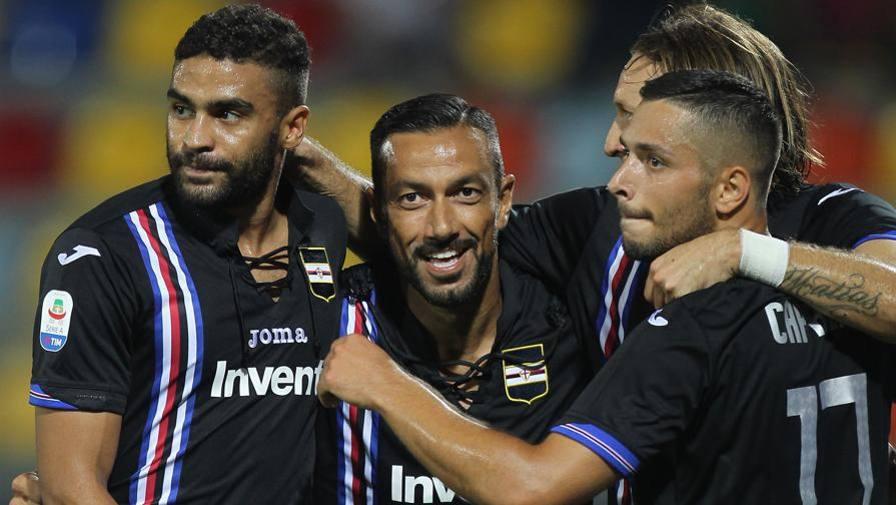1537044009 Serie A Frosinone Sampdoria 0 5 la squadra di Longo crolla nella ripresa