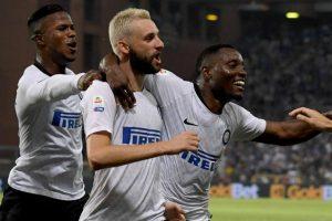 1537652297 Serie A Sampdoria Inter 0 1 il tabellino completo