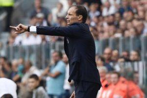 1537738658 Juventus Allegri quotEra una partita trappola. Napoli Prima il Bolognaquot