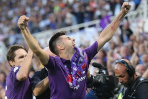 Fiorentina: Benassi capocannoniere e in Nazionale, ma rischia una squalifica