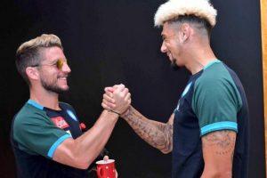Napoli, non si ferma la strategia del turn over: Malcuit pronto all'esordio