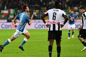 Napoli Fabian Ruiz Felice per il gol lo aspettavo da tanto Serie A