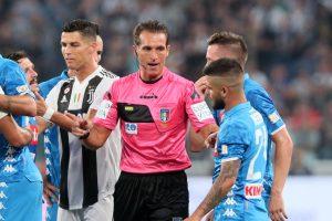 Napoli indignata per i cori allo Stadium sotto accusa Banti
