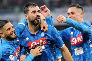 1545495340 Serie A Napoli Spal 1 0 gol di Albiol