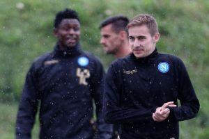 Parma chiesto Rog al Napoli Mercato