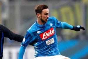 1547415900 Napoli Sassuolo 2 0 Fabian Ruiz trova la rete del raddoppio