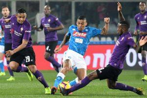 1549739731 Fiorentina Napoli 0 0 tante occasioni nessun gol