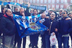 Napoli-Sampdoria, che gesto dei tifosi al San Paolo