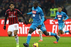 Napoli, continua il pressing del PSG per Allan e Koulibaly