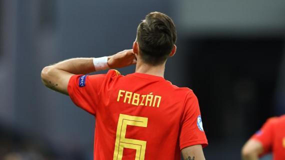1561930917 Fabian Ruiz il migliore dell039Europeo ma per il Napoli non ha prezzo