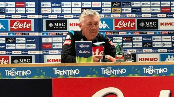 Dimaro Conferenza Stampa Ancelotti: Insigne abbia atteggiamento da capitano, sul mercato...