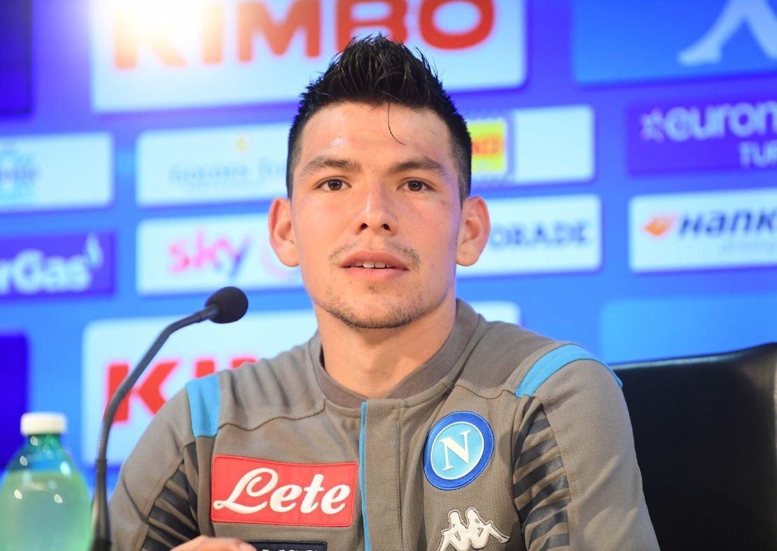 Napoli, Lozano si presenta: arrivato per Ancelotti, città e tifosi, insieme possiamo vincere