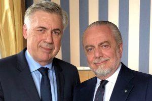 1565071266 Calciomercato Napoli Ultimissime Vertice De Laurentiis Ancelotti