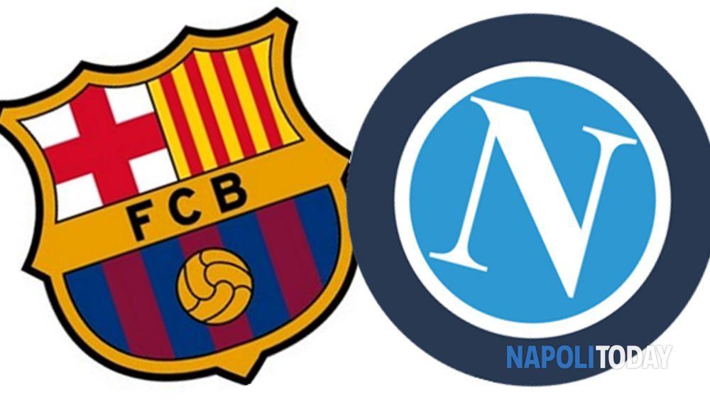 Diretta Barcellona-Napoli ore 1.30, probabili formazioni - dove vederla in TV