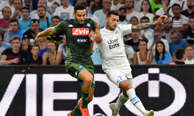 Napoli-Barcellona: probabili schieramenti e ove vederla in tv | Serie A