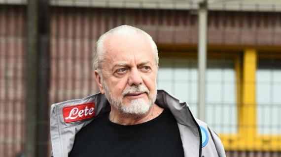 1568126412 Napoli News De Laurentiis quotL039aver battuto il Liverpool in amichevole mi preoccupaquot