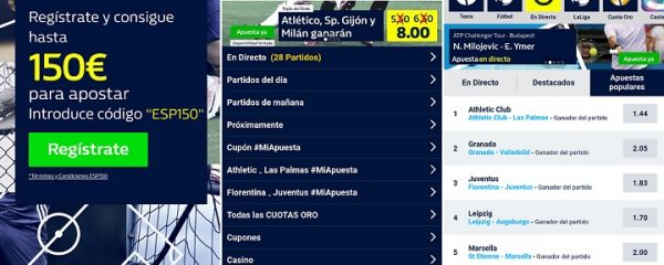 La última app de William Hill