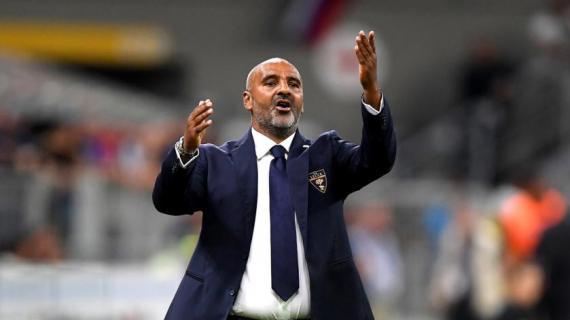 Napoli News Lecce Liverani quotLa squadra sta crescendo soddisfatto della prestazionequot