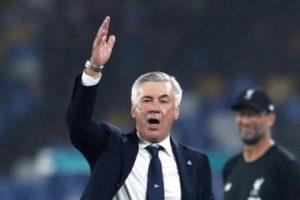 Napoli News Napoli Ancelotti quotSe non la chiudi si soffre Di Lorenzo che sorpresaquot