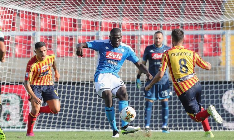 Koulibaly, messaggio al Barcellona: 'Sto bene a Napoli, si lotta sempre per vincere'
