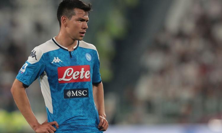 Napoli, Lozano: 'Spogliatoio come una famiglia. Contro il Liverpool...'