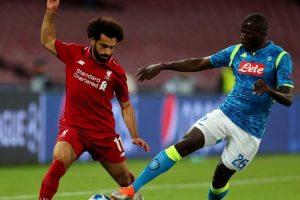 Napoli, il dolcissimo post-Liverpool di Koulibaly