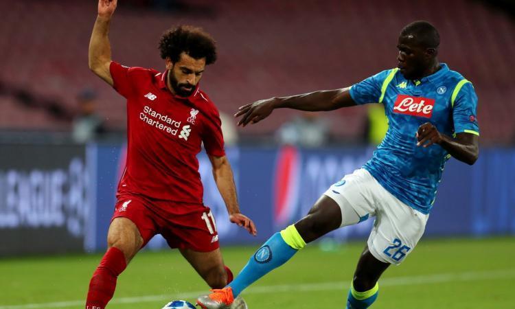 Notizie Napoli Napoli, il dolcissimo post-Liverpool di Koulibaly | Serie A
