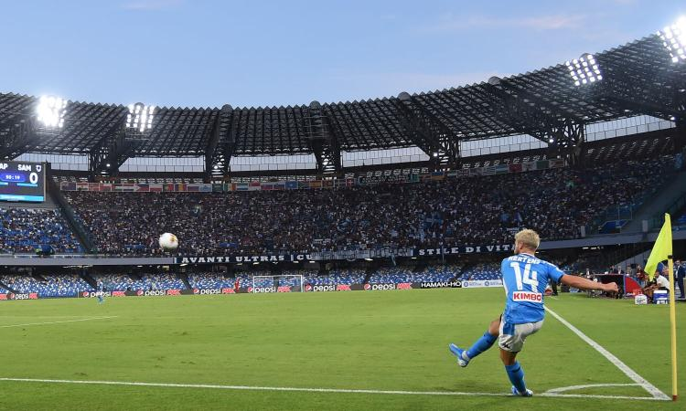 Notizie Napoli Napoli, prezzi popolari per la partita con il Brescia | Serie A