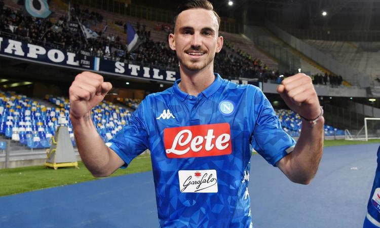 Napoli: sfida a quattro per Fabian Ruiz