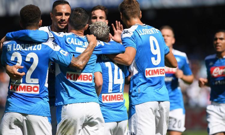 Napolimania: vinta la prima finale, ma non si possono avere 'due' Napoli