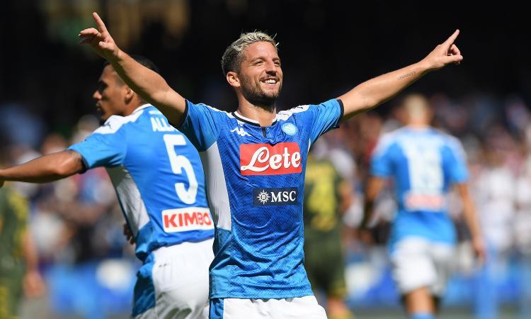 Prima incanta, poi vede i fantasmi: il Napoli riprende la caccia a Inter e Juve