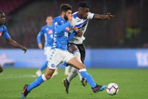 Retroscena Lecce: 'Abbiamo tentato un difensore del Napoli'