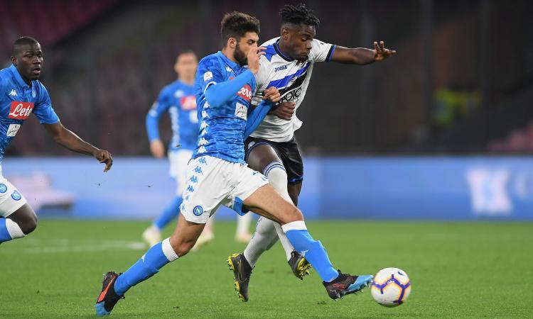 Notizie Napoli Dietro le quinte Lecce: 'Abbiamo tentato un difensore del Napoli' | Mercato