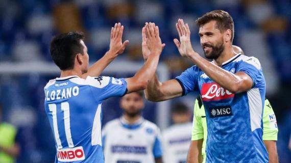 Napoli News Napoli Ancelotti domina pure cambiando elementi e gioco