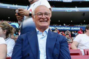 Napoli News Ranieri quotSpero che Giampaolo resti al Milan Juve Champions possibilequot