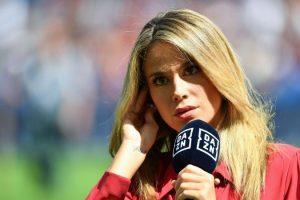 Diletta Leotta, pollice verso ai tifosi del Napoli: 'Fuori le tette!' VIDEO