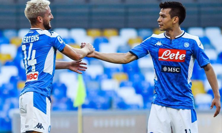 Inter-Borussia Dortmund e Salisburgo-Napoli: probabili formazioni, dove vederle in tv