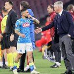 Notizie Napoli Napoli, Ancelotti spiega a Raiola l'esclusione di Insigne a Genk | Mercato