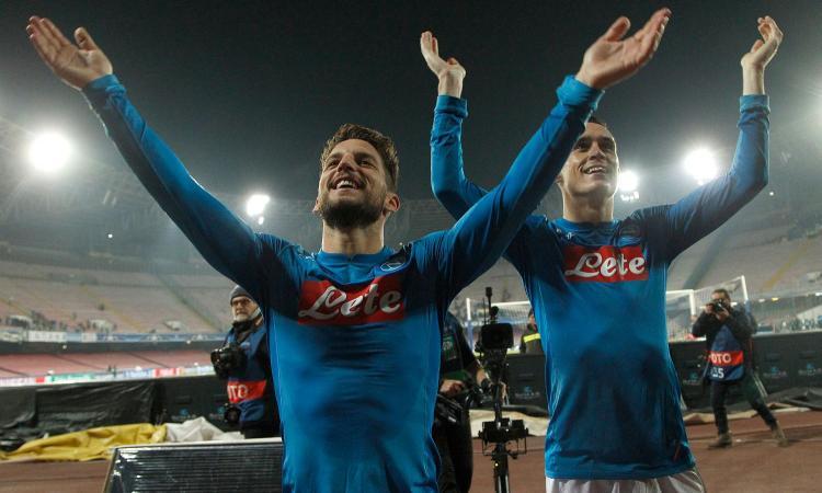 Napoli, Ancelotti vorrebbe tenere Mertens e Callejon, ma ADL...