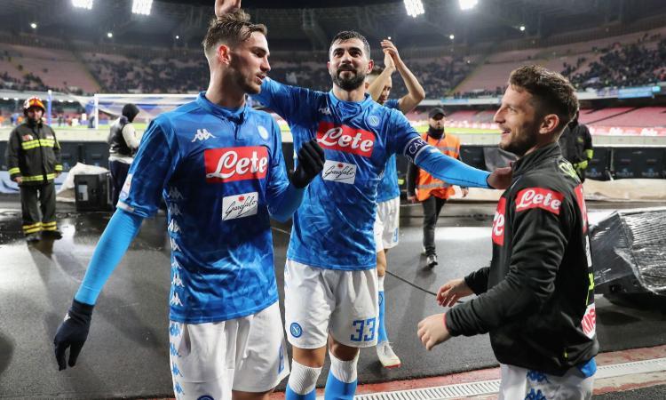 Napoli, anche Guardiola vuole Fabian Ruiz